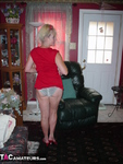 Ruth. Little Red Dress Free Pic 10