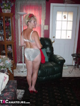 Ruth. Little Red Dress Free Pic 13