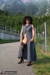 GermanIsabel. Trip to Switzerland Free Pic