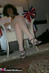 GermanIsabel. White Stockings Free Pic 4