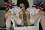 GermanIsabel. White Stockings Free Pic 20