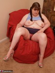 CurvyGillian. Pretty in Pigtails Free Pic 10