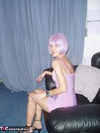 Fran4Fun. Pink Striptease Free Pic 2