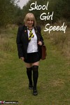 SpeedyBee. Skool Girl Speedy & The Flasher Free Pic