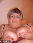 GrandmaLibby. Young Steve drops in for a chat Free Pic