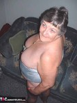 GrandmaLibby. Busty in a basque Free Pic 8