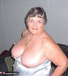 GrandmaLibby. Busty in a basque Free Pic