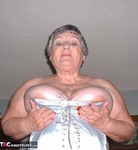 GrandmaLibby. Busty in a basque Free Pic 19