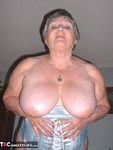 GrandmaLibby. Busty in a basque Free Pic 20