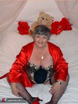 GrandmaLibby. …. and a cuddly toy Free Pic 2