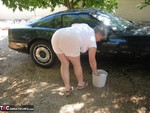 GirdleGoddess. Car Wash Free Pic 3