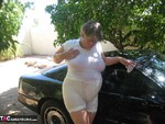 GirdleGoddess. Car Wash Free Pic