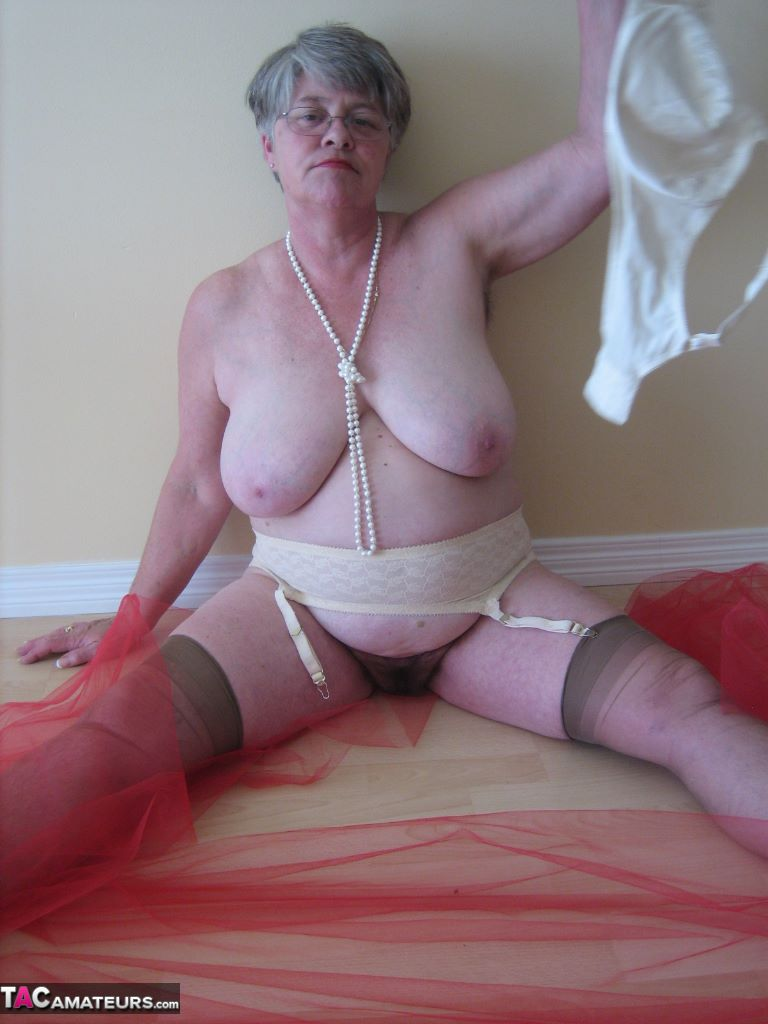 Tumblr bbw granny girdles