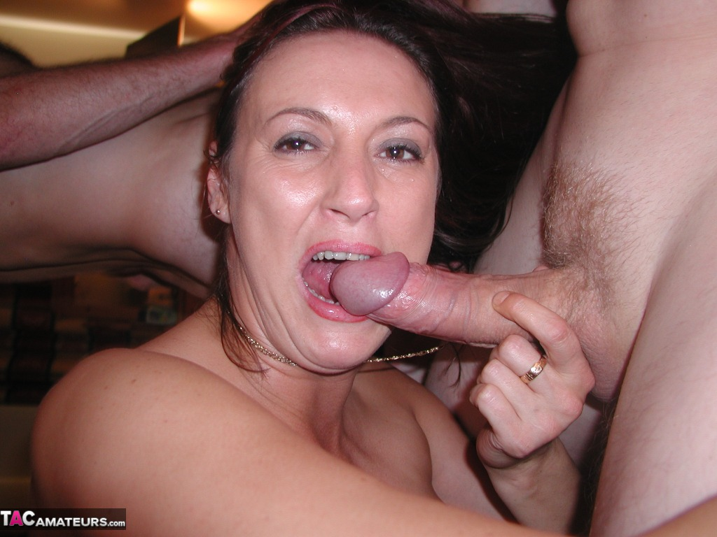 Russian family orgy video