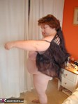 Chris44G. Black Basque & Stockings Free Pic