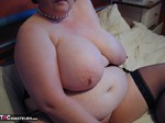 Chris44G. Black Stockings & Rabbit Vib Free Pic 1