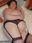 Chris44G. Black Stockings & Rabbit Vib Free Pic 15