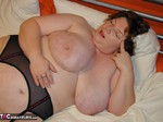 Chris44G. Black Stockings & Rabbit Vib Free Pic