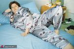 Chris44G. Silk Pyjamas Free Pic 6