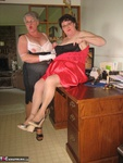 GirdleGoddess. Girdlegoddess & Mistress Sue Free Pic 4