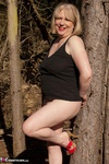 SpeedyBee. Stripping In The Forest Free Pic
