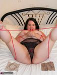 Sam32k. Sam Tied To The Bed Bondage Free Pic