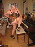 GirdleGoddess. Sexy GirdleGodess By The Piano Free Pic 7