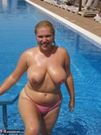 Barby. Cris Cross Tits Free Pic 5