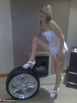 Angels18atlast. White Dolly & Handcuffs Free Pic 4