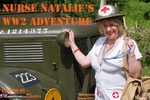 SpeedyBee. Nurse Natalie's WW2 Adventure Free Pic 1