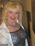 Ruth. Silver Glitter Party Free Pic 6
