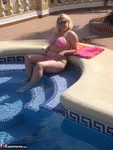 Barby. Poolside Posing Free Pic 5