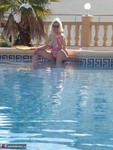 Barby. Poolside Posing Free Pic 11