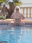 Barby. Poolside Posing Free Pic 13