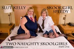 SpeedyBee. Two Naughty School Girls Pt1 Free Pic 1