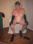 GirdleGoddess. Satin Gloves Free Pic