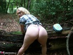 Barby. Barby's Woodland Wank Free Pic 5