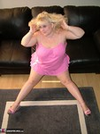 Taffy Spanx. Pink Everywhere Free Pic 5
