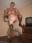 Girdle Goddess. Beige Girdle Free Pic 19