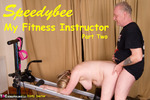SpeedyBee. Speedy Bee & The Fitness Instructor Pt2 Free Pic