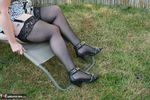 ValgasmicExposed. Sun Chair Free Pic 13