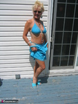 Ruth. Bikini Blue On Deck Pt1 Free Pic 7