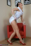 Kelly Bald. Wicked In White Free Pic 9