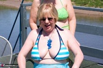 SpeedyBee. Sunbathing On Deck Free Pic 4