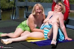 SpeedyBee. Sunbathing On Deck Free Pic 10