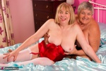 SpeedyBee. Speedy & Libby Playing On The Bed Pt2 Free Pic 3
