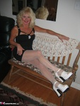 Ruth. Embroidered White Shoes Free Pic 3
