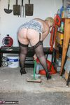 ValgasmicExposed. Garden Shed Free Pic 6