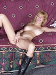 MatureKink. Katie playing in knee high boots Free Pic 19