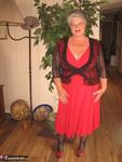 Girdle Goddess. Red Hot Mama Free Pic 1